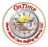Ontime Home Health Care Staffing Agency LLC - Main Page