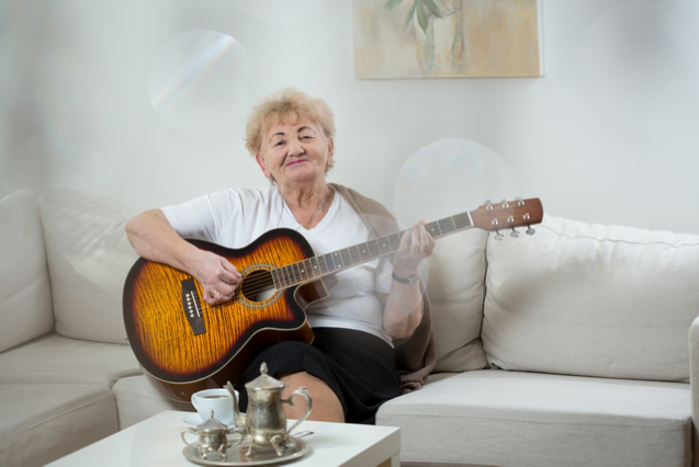 Music and Seniors, How They Are Related