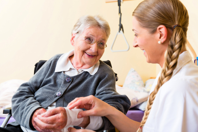 Why Home Health Care Is the Best Choice
