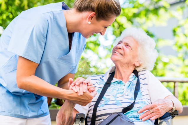he Top Health Benefits of Companion Care