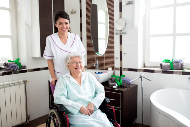 Assessing Your Senior's Ability for Self-Care
